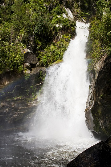 Wainui Falls, Golden Bay